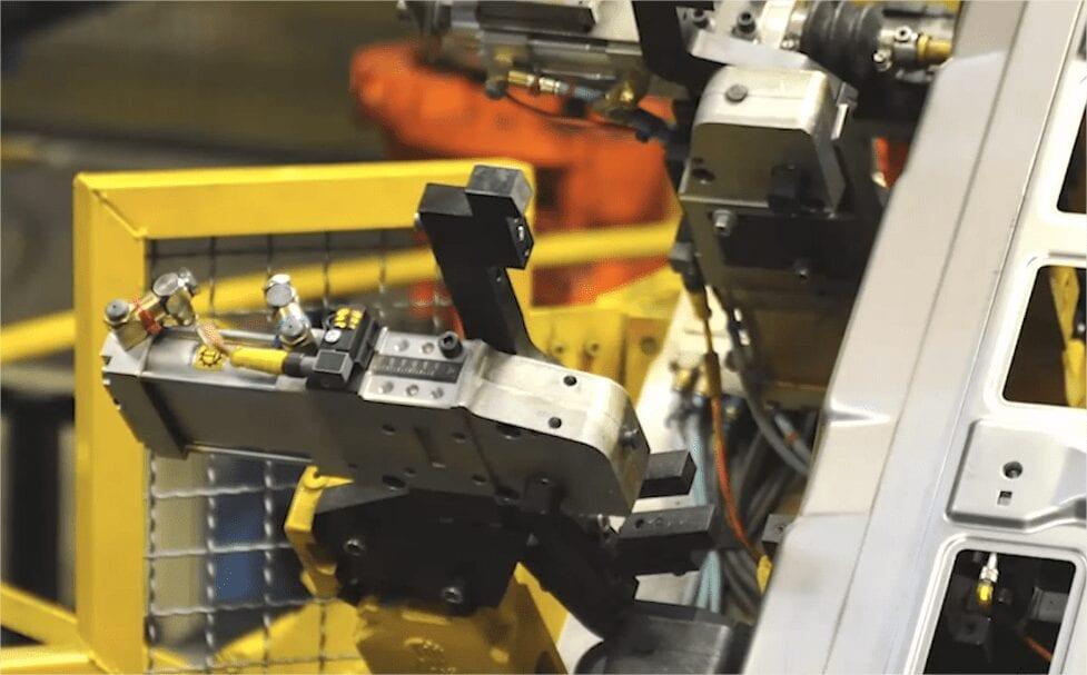 Automação Industrial - Fixação