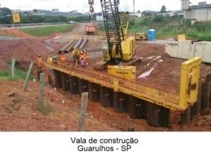 Martelos Vibratórios na Construção Civil