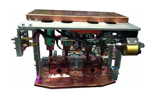 Automação em Soldagem Industrial - Press welding tools