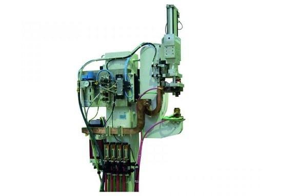 Automação em Soldagem Industrial - Welding machines