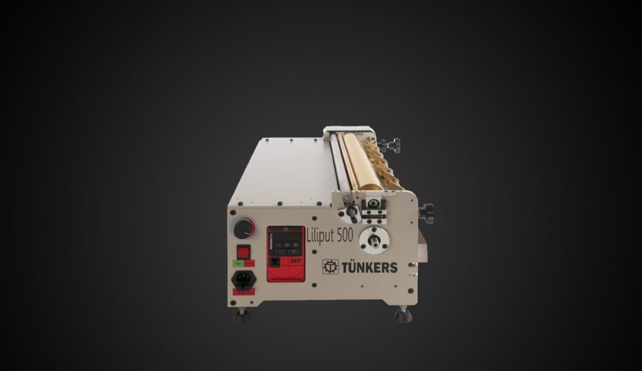 máquina para indústria gráfica liliput 500 da marca tunkers