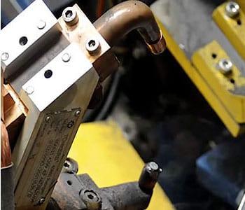 Automação Industrial - Processo de soldagem